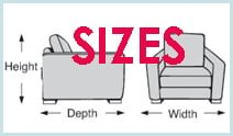Hervey Size Guide
