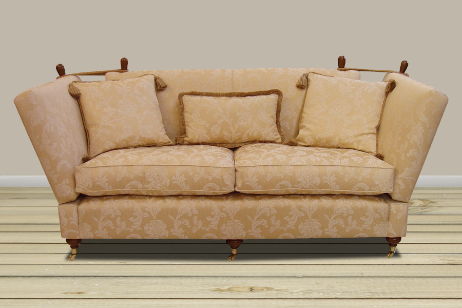 Knole bott handmade sofas ltd for Sofa company