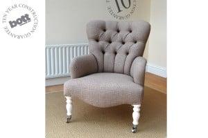 Victoria bedroom chair