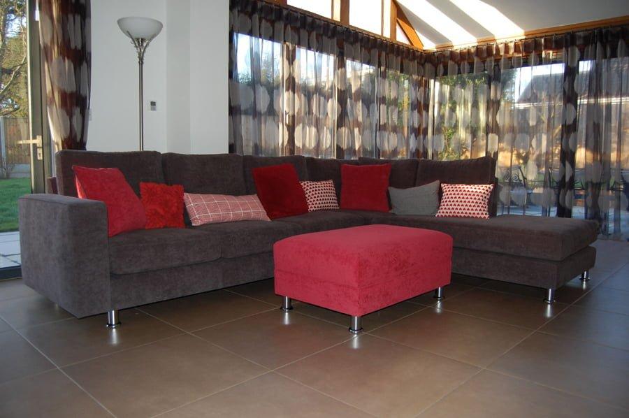 milton corner sofa