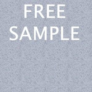 Free fabric sample